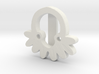 Octopus Ribbon Charm 3d printed