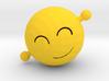 Wave Emoji 3d printed