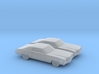 1/160 2X 1970 Chevy Monte Carlo 3d printed