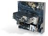 ibldi | LAT:40.71083299030838 LNG:-73.966827392578 3d printed