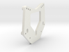 NIX80031 Front Tower Cutting Template 3d printed