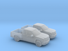 1/160 2X 2004-12  Chevrolet Colorado 3d printed