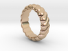 Harmony Ring 28 - Italian Size 28 3d printed