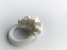 Rock Ring size 8 3d printed