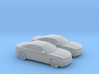 1/160 2X 2015 Dodge Charger 3d printed