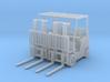 Yale Forklift Narrow Fork (N - 1:160) 2X 3d printed