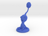 Blue Pikmin Sitting 3d printed