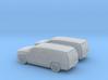 1/160 2X 2012 GMC Yukon 3d printed