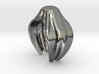 cloth covered daimond ring 3d printed