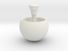 Spinning Top: The Tippe Top 3d printed