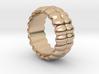 Mirror Ring 23 - Italian Size 23 3d printed