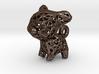Voronoi Puppy 3d printed