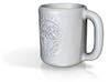 Dragon Mug 3d printed