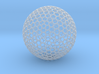 Goldberg Polyhedron 2 3d printed