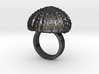 Urchin Statement Ring - US-Size 5 (15.7 mm) 3d printed