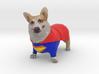 Super Corgi 3d printed