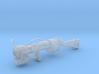 Railway Rifle (1:12 Scale) 3d printed