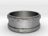 Pirate Ring 1 (Men 10 3/4 ring size) 3d printed