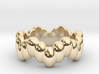 Biological Ring 23 - Italian Size 23 3d printed