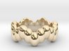 Biological Ring 27 - Italian Size 27 3d printed