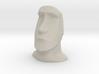 Moai 3d printed