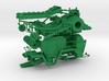Cucumber Kit 3d printed