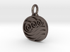 Avatar The Last Airbender Water Tribe Pendant 3d printed