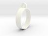 E-cig Mod Ring 20mm 3d printed