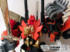 G1 CrazyDevy Predator King Upgrade Kit 3d printed