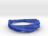 Crease Bracelet Print02 SizeM-60mm 3d printed