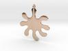 Splash Customizable 3d printed