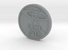 2015 HEADS n TAILS Arcade / Pinball Coin 3d printed