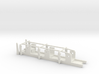 FR / Cambrian Tender - 00 Chassis 3d printed