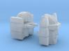 "Aerial Chivalry Head G1 ""Toon"" 3d printed"