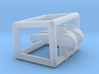 Firespray Replacement Cannons (Testing) 3d printed
