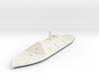 CSS Fredericksburg 1/600 3d printed