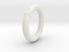 Octavius Ochuko - Ring - US 6¾ - 17.12 mm 3d printed