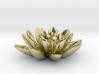 Lotus Necklace For Diamond Ø5mm Medium 3d printed