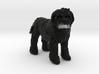 Custom Dog Figurine - Cachou 3d printed