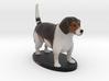 Custom Dog Figurine - Billy 3d printed