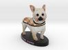 Custom Dog Figurine - Remington 3d printed