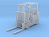 Mitsubishi FGC30N Forklift (HO - 1:87)  3d printed