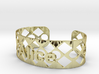 Bracelet Alice 23mm 3d printed