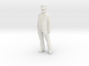 Conductor Cy Crumley Standing 1:20 scale WSF 3d printed