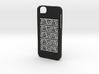 Iphone 5/5s greek meander case 3d printed