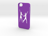 Iphone 5/5s Latin dance paso doble case  3d printed