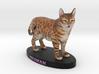 Custom Cat Figurine - Shaman 3d printed