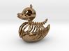 Rubber Duck Skeleton 3d printed