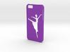 Iphone 6 Ballet dancer case 3d printed