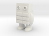 Little Guy from Secret Coders 3d printed